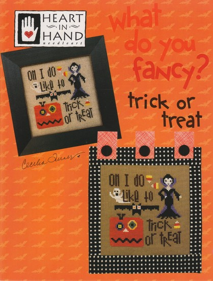 fancy trick or treat
