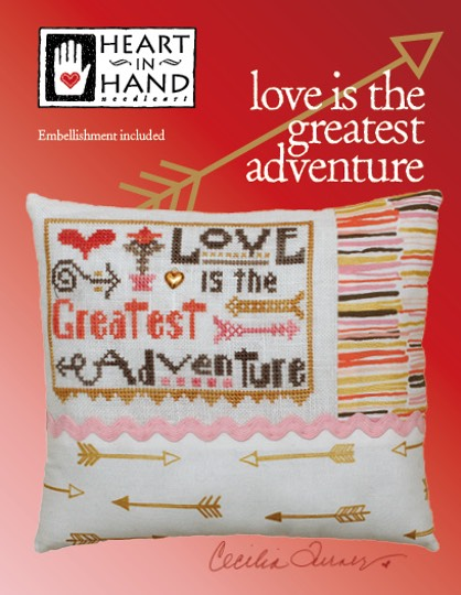 Love is the Greatest Adventure cover