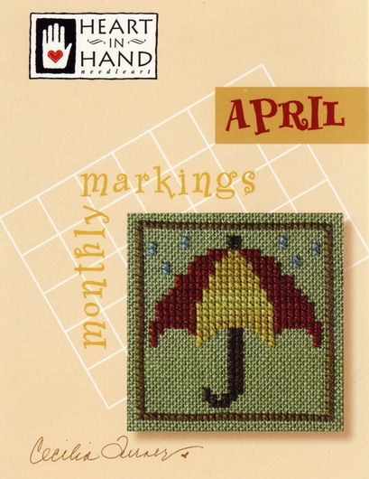 Monthly Markings™: April
